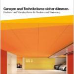 """1. Platz Kompaktinfos: Broschüre """"Garagen und Technikräume sicher dämmen"""" - Heraklith"""