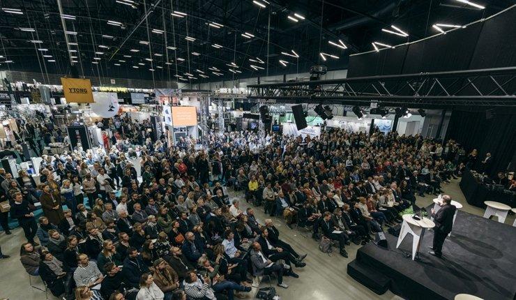 Forum der Building Green 2019 in Kopenhagen