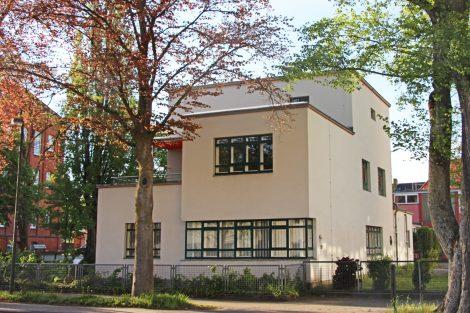 Rektorenhaus von Otto Haesler in Celle. Bild: CTM GmbH