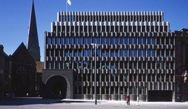 Deutsches Architekturmuseum Frankfurt (DAM): Die Bremer Landesbank von Caruso St John Architects, ist für den DAM-Preis 2018 nominiert.