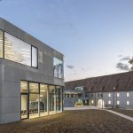 Hauptcampus Zeppelin Universität, Friedrichshafen. as-if Architekten. Bild: Andreas Meichsner