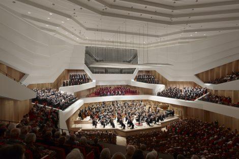 Kulturpalast Dresden. Bild: Christian Gahl / gmp Architekten
