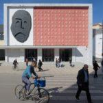 Teatri Andon Z. Çajupi. Bild: Bolles + Wilson
