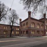 Design Fakultät Hochschule München (Erweiterung, Modernisierung Zeughaus). Bild: Oliver Jaist