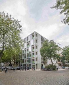 Wohnhaus Wohnregal in Berlin