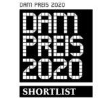 Aus rund 100 Nominierungen hat die Jury jetzt 26 Projekte für die Shortlist zum DAM Preis 2020 ausgewählt.