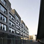 Heide & von Beckerath ARGE ifau | HEIDE & VON BECKERATH, Berlin (D). Integratives Bauprojekt am ehemaligen Blumengroßmarkt (IBEB), Berlin (D). Bild: Andrew Alberts