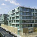 Atelier Kempe Thill, Rotterdam NL. Sozialer Wohnungsbau Montmartre, Paris (FR). Bild: Ulrich Schwarz