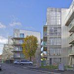 Anne Lacaton & Jean Philippe Vassal, Paris (FR). 59 Dwellings in Neppert Gardens, Mulhouse (FR). Bild: Philippe Ruault