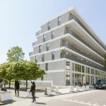NL Architects, Amsterdam (NL): Klencke - Terras op Zuid, Amsterdam (NL). Bild: Marcel van der Burg
