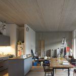 Praeger Richter Architekten GmbH, Berlin (D). Ausbauhaus Neukölln, Viel Raum zum Wohnen für unterschiedliche Lebensentwürfe, Berlin (D). Bild: Naumann Friedel
