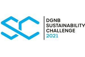 Key-Visual ustainability Challenge 2021 der DGNB
