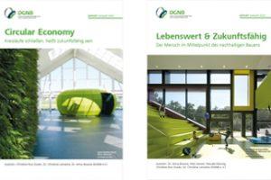 Die DGNB hat zwei neue Reports für Planer, Architekten und Bauherren veröffentlicht. Bild: DGNB