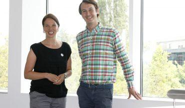Niklas Weisel, Geschäftsführer der Boxom GmbH und Erfinder des Botanic Horizon. Bild: DGNB