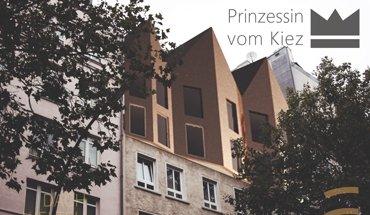 """Entwurf """"Prinzessin vom Kiez"""" für den Architekturwettbewerb Dachwelten. Bild: Hochschule Anhalt / Creaton AG"""