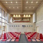 Haus der Technik - Forschungs- und Schulungszentrum, Detmold. Architektur: IfuH Architekten, Berlin. Bild: Stefan Josef Müller