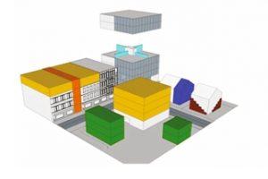 Deutschlandstudie 2019: Wohnraumpotentiale in urbanen Lagen, Aufstockung und Umnutzung von Nichtwohngebäuden