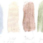 Die neue Farbpalette für die Parkstadt Süd wurde von den unterschiedlichen Farbtönen der Relikte – zum Beispiel der römischen Öllampen – aus dem Römisch-Germanischen Museum inspiriert. Bild: O&O Baukunst