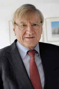 Dieter Schäfer, Vorsitzender des Fachbeirats BAU München