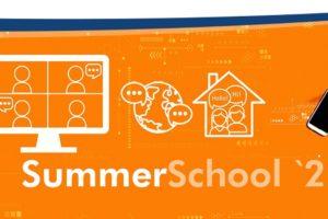 Key-visual Doyma Summerschool rund ums Thema Brandschutz