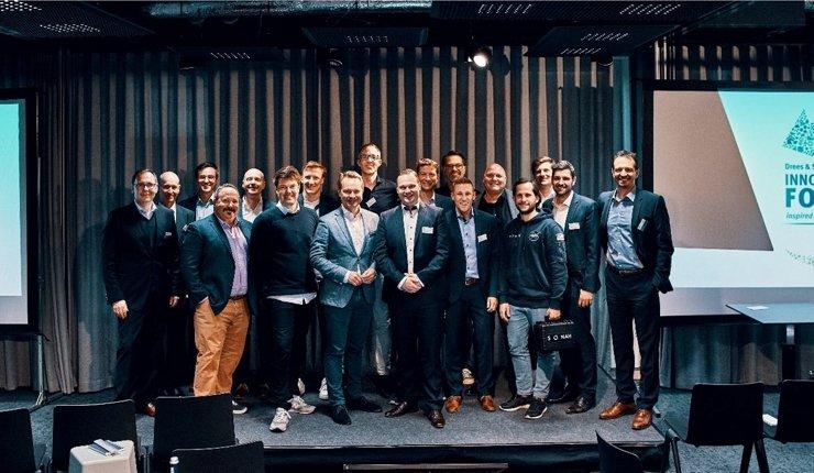 Teilnehmer des Innovationsforums von Drees & Sommer. Bild: Christian Back
