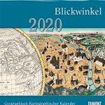 Geographisch-Kartographischer Kalender 2020. 45 cm breit x 48 cm hoch. Dumont Kalender. 28,- Euro. ISBN: 9783832044039. Bild: Dumont