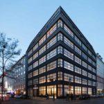 saniertes Bürogebäude in der Schillerstraße in München