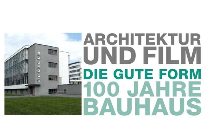 Die Reihe »Architektur und Film« startet am 20. Oktober in Münster und wird anschließend in Programmkinos in Dortmund, Bielefeld und Düsseldorf gezeigt.