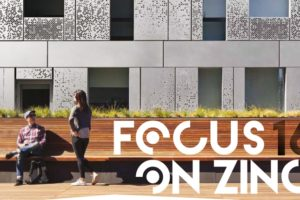 """Im Architekturmagazin """"Focus on Zinc"""" zeigt VM Building Solutions bemerkenswerte Projekte, die mit Zink an Dach oder Fassade umgesetzt wurden."""