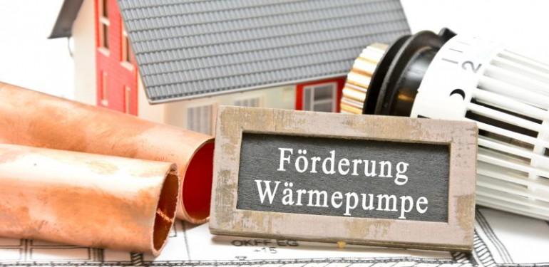 Wärmepumpen-Förderrechner.