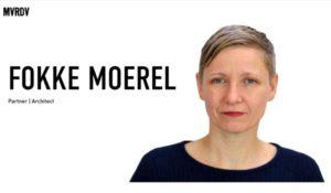 Fokke Moerel, Architektin bei MVRDV