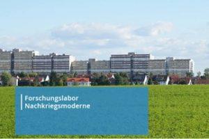 Eine neue Forschungsgruppe an der Frankfurt UAS beschäftigt sich mit der Frage, wie der Baubestand der Nachkriegsmoderne die aktuelle Wohnungsnot lösen kann. Bild: Maren Harnack