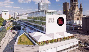 Weltkongress Gebäudegrün 2017 in Berlin. Foto: Bikini Berlin