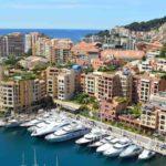 Auf fast jedem Gebäude mit Flachdach ein Dachgarten! Gibt es – in Monte Carlo. Bild: BuGG, G. Mann