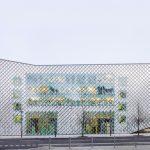 Projekt: Haus der Zukunft Berlin – Futurium, Berlin | Architektur: Richter Musikowski GmbH, Berlin. Bild: Dacian Groza, Berlin