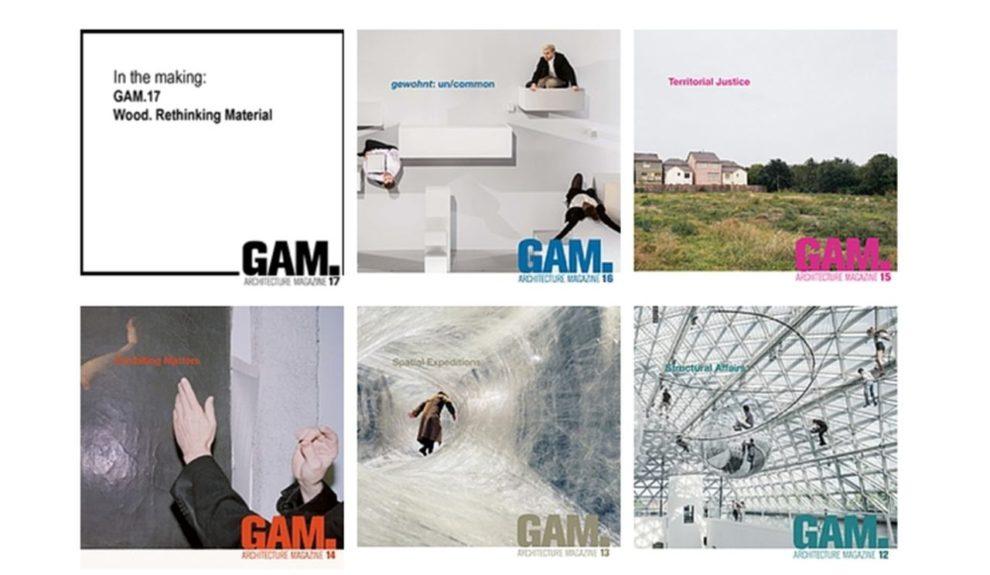 Graz Architektur Magazin Cover