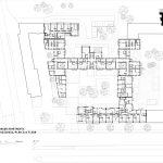 Paragon Apartments in Berlin. Zeichnung: GRAFT GmbH