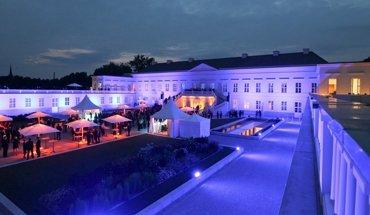 Das 24. Brillux Architektenforum findet am 15. Oktober 2018 auf Schloss Herrenhausen in Hannover statt. Bild: Rainer Droese