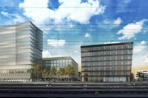 Für sein innovatives Online-Kollaborations-Tool, das u.a. BIM und Lean Construction (LCM) verbindet, wurde der HSLU-Campus in Luzern mit dem ARC-Award ausgezeichnet. Bild: Zug Estates