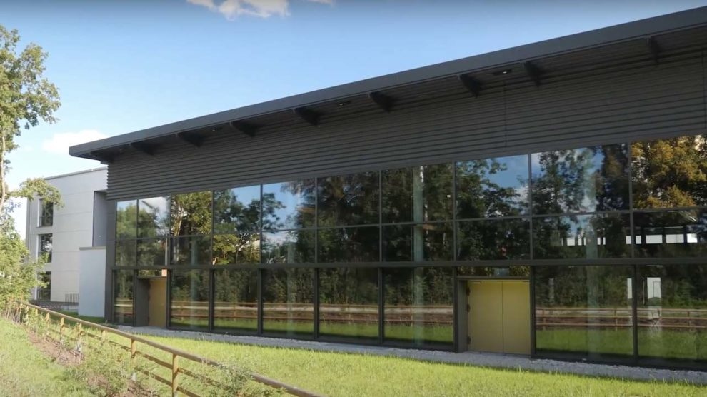 Berufsschulzentrum in Mühldorf am Inn - Energiekonzept mit Eisspeicher