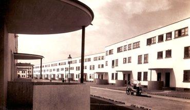 """Das """"Neue Frankfurt"""", legendäres Großstadtprojekt der 1920er Jahre, ist Thema von drei Sonderausstellungen im Bauhausjahr 2019. Bild: Ernst-May-Gesellschaft, Inv. 06.06.02"""
