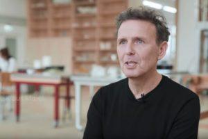 Klaus Marek, Leiter des neuen Bachelor-Studiengangs Spatial Design an der Hochschule Luzern.