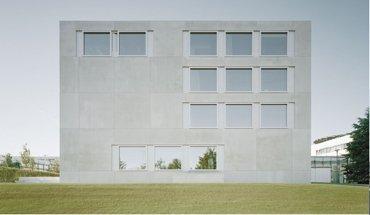 Hugo-Häring-Preis 2018: Die Hochschule der Medien in Stuttgart gehört zu den Preisträgern. Bild: Brigida Gonzalez