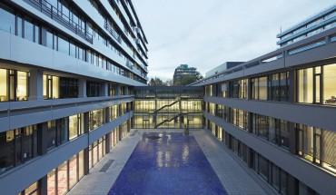 Ruhr UniversitŠt Bochum - IC GebŠude