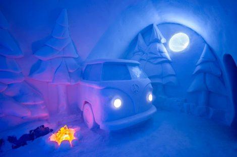 Bild: Icehotel