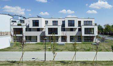 """Der Internorm-Hauptpreis in der Kategorie Objektbau geht an das Projekt """" Stammersdorferstraße 257"""" des Wiener Architekturbüros ThalerThaler Architekten. Bild: Bruno Klomfar"""