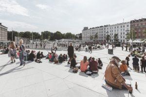 Vom 18. Januar bis 29. April 2020 präsentiert das Aedes Architekturforum in Berlin eine Auswahl realisierter Projekte in Kopenhagen von Cobe Architekten.