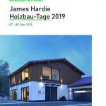 Die James Hardie Holzbau-Tage finden in diesem Jahr vom 7. bis 8. November in Bad Grund statt. Bild: James Hardie Europe GmbH