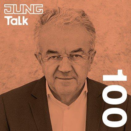 Werner Sobek in der der Podcast-Reihe »Jung Architecture Talks«
