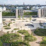 Karen Blixens Plads in Kopenhagen. © Rasmus Hjortshøj - COAST und Cobe